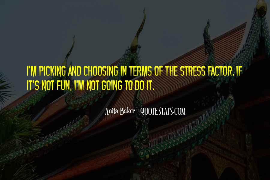 Anita Baker Quotes #881792