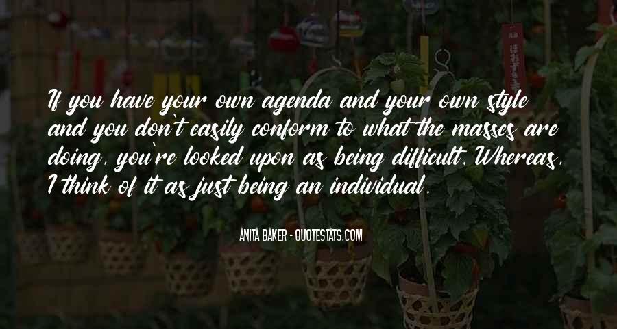 Anita Baker Quotes #884439
