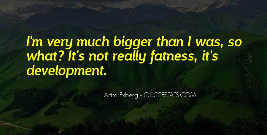 Anita Ekberg Quotes #1366660