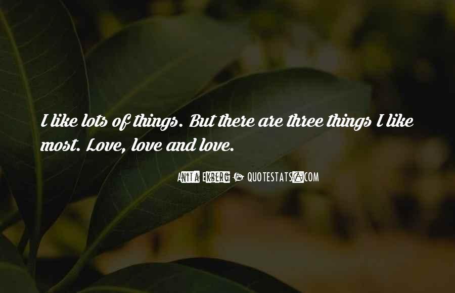Anita Ekberg Quotes #303807