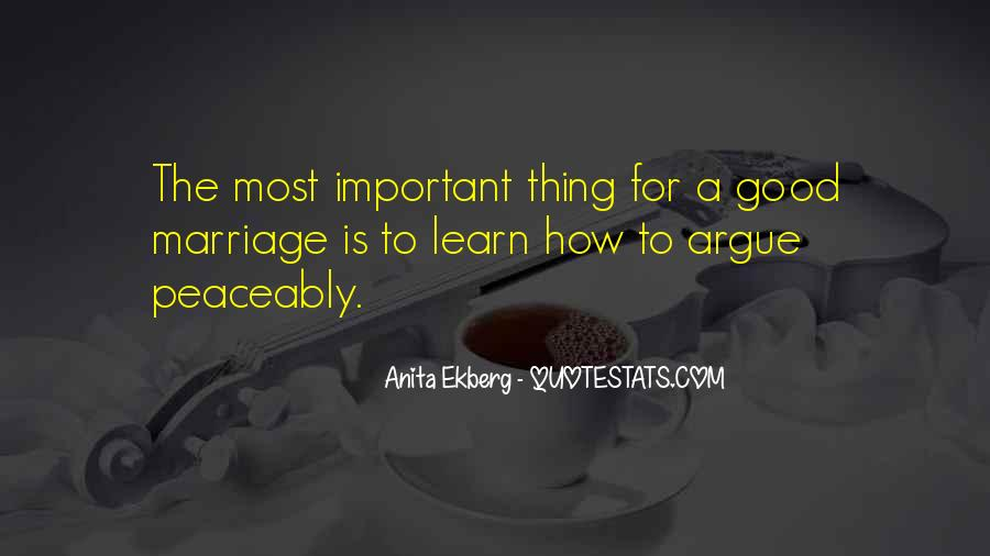 Anita Ekberg Quotes #643216