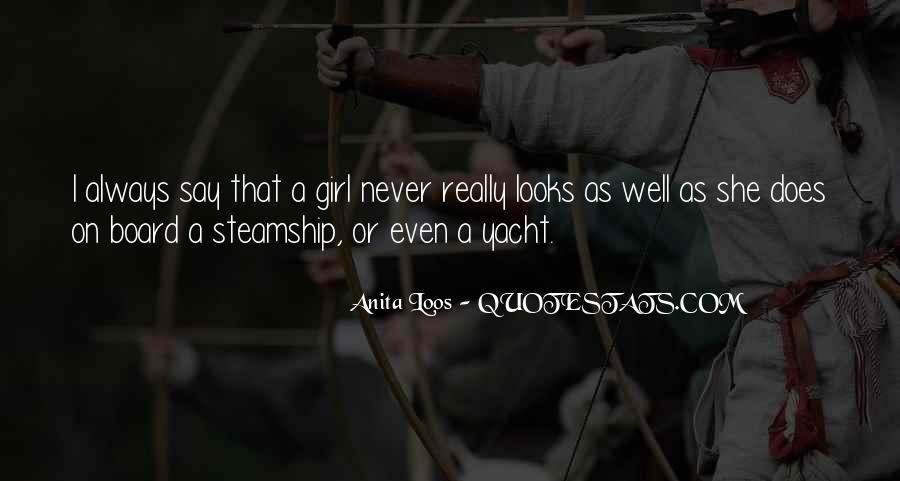 Anita Loos Quotes #1627702