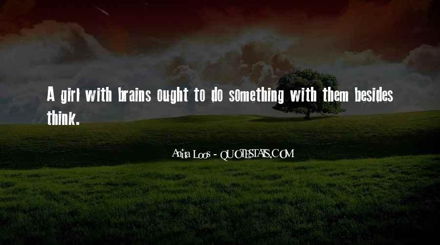 Anita Loos Quotes #1664132