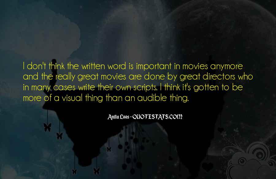 Anita Loos Quotes #254775