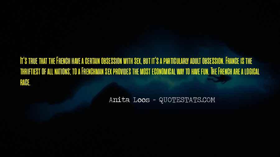 Anita Loos Quotes #795181