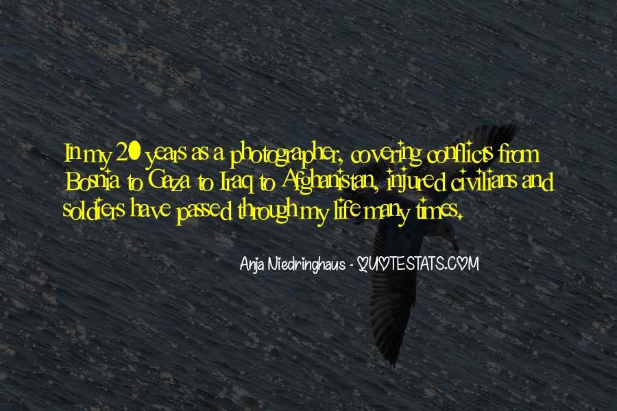 Anja Niedringhaus Quotes #1359291