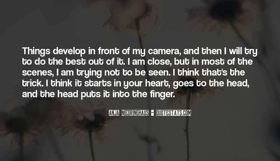 Anja Niedringhaus Quotes #40420