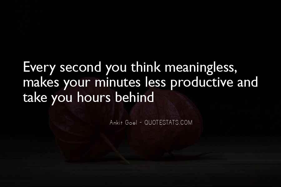 Ankit Goel Quotes #957841