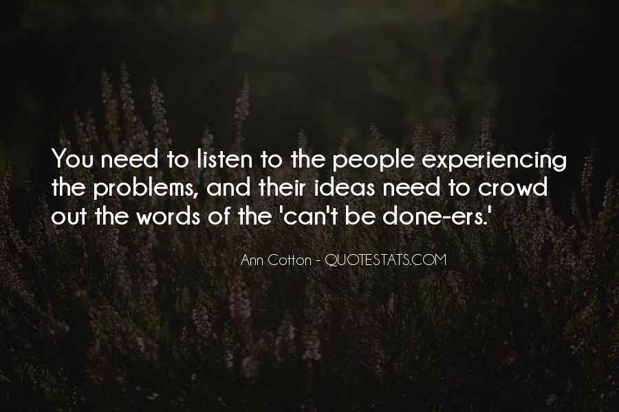 Ann Cotton Quotes #1199906