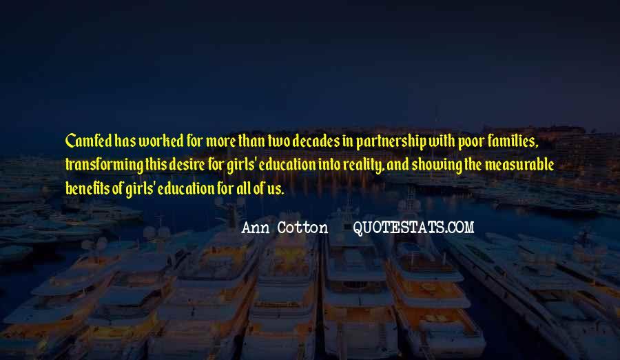 Ann Cotton Quotes #1806615