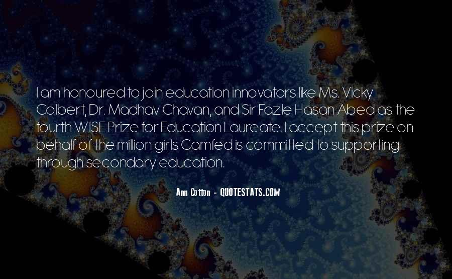Ann Cotton Quotes #428368