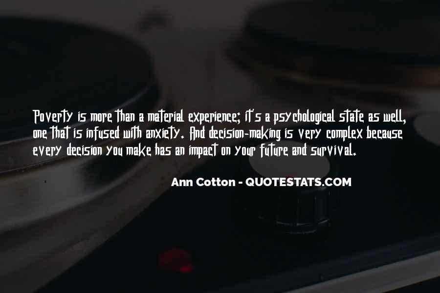 Ann Cotton Quotes #444978