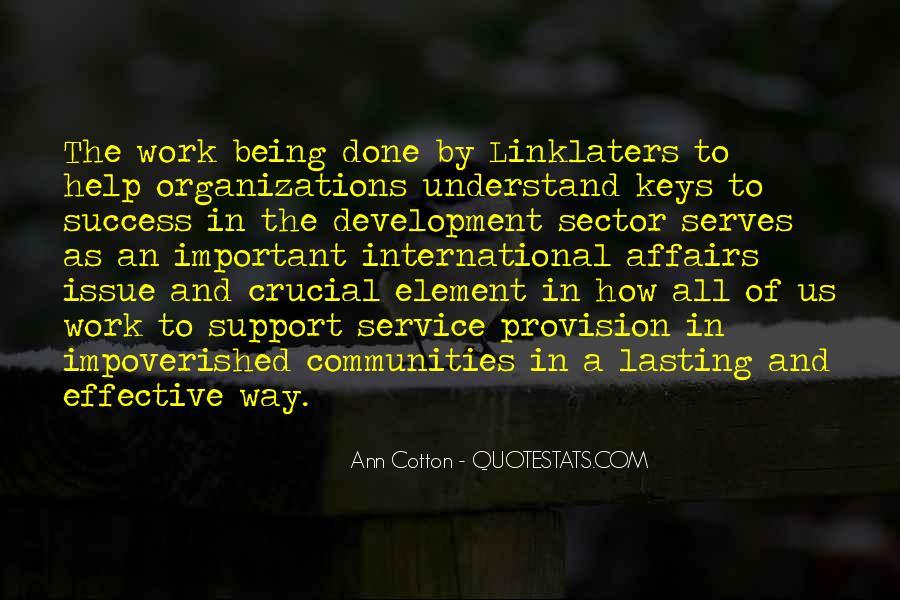 Ann Cotton Quotes #859323
