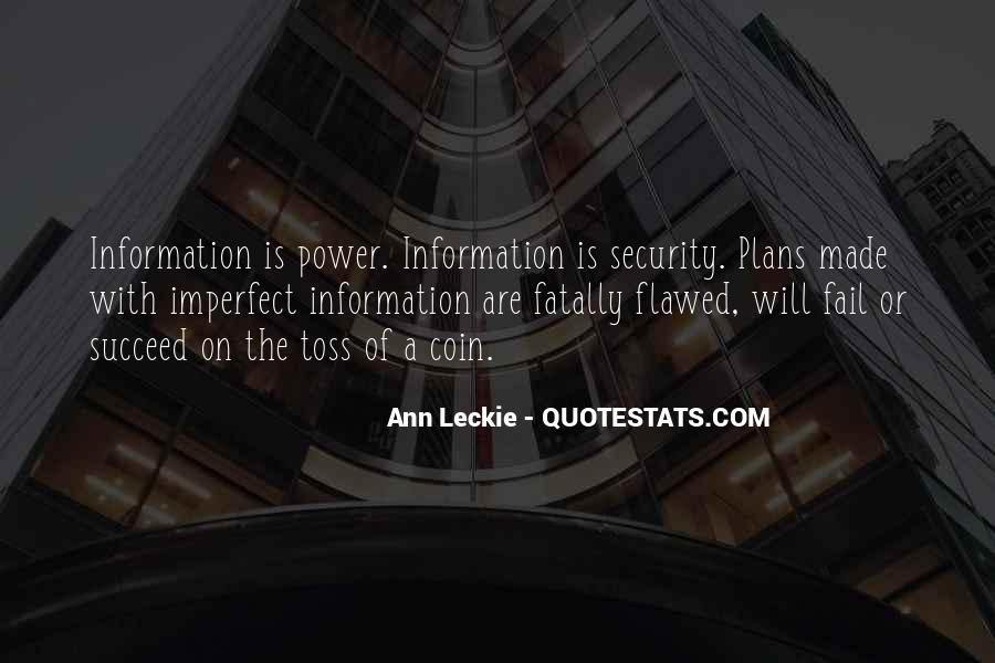 Ann Leckie Quotes #1082632