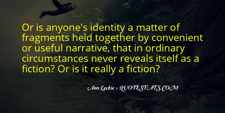 Ann Leckie Quotes #1246403