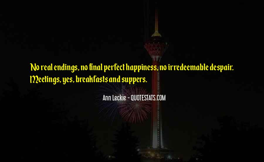 Ann Leckie Quotes #1362987