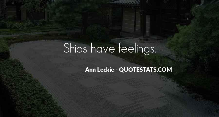 Ann Leckie Quotes #1863274