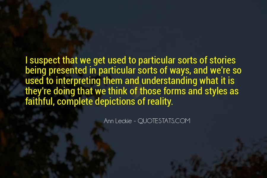 Ann Leckie Quotes #364761