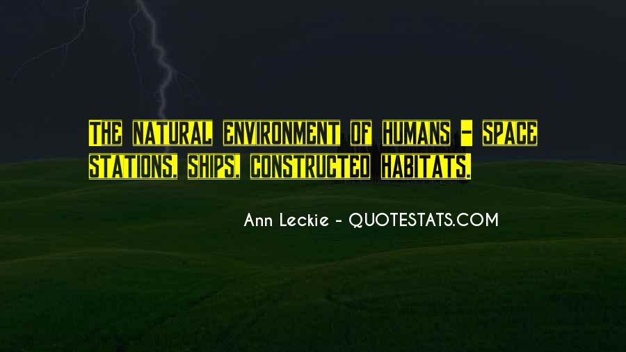 Ann Leckie Quotes #539115