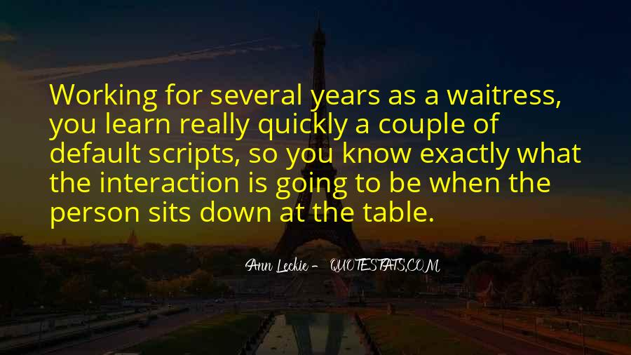 Ann Leckie Quotes #81733
