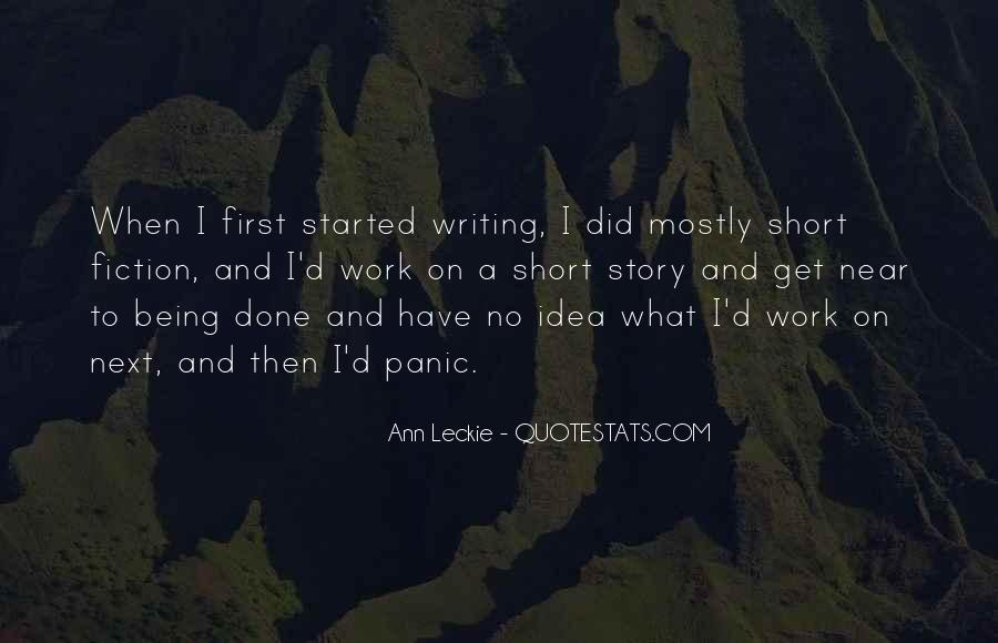 Ann Leckie Quotes #95420