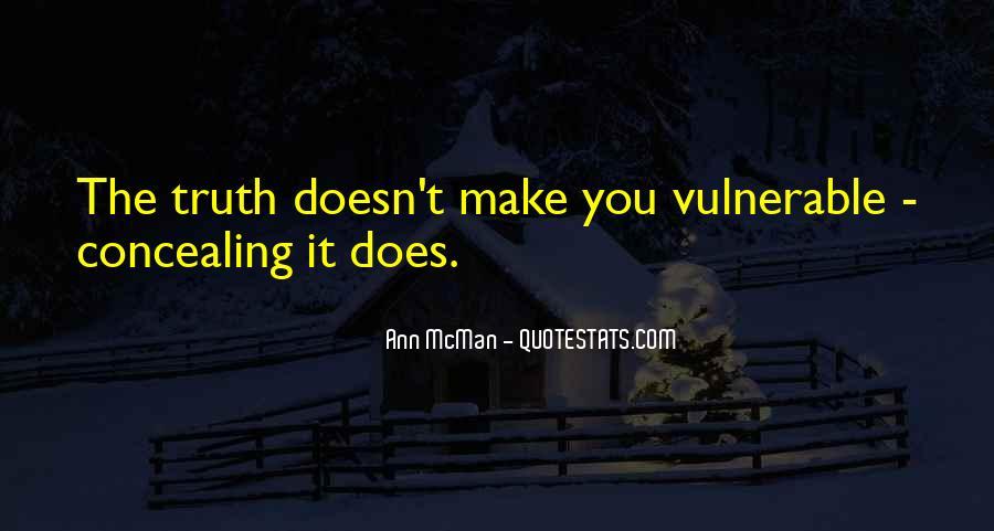 Ann McMan Quotes #1406605