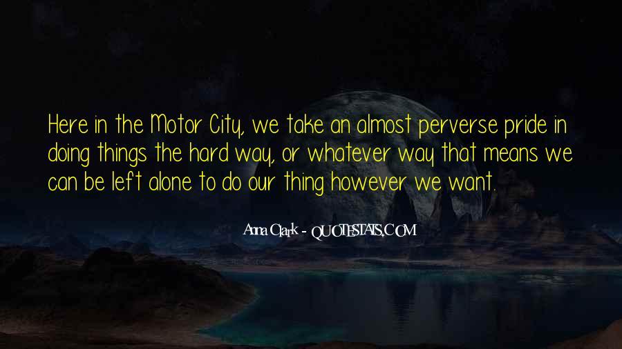Anna Clark Quotes #87276