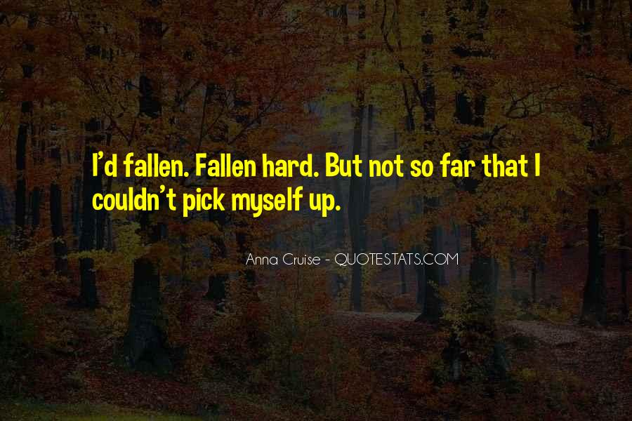 Anna Cruise Quotes #520096
