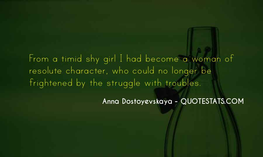 Anna Dostoyevskaya Quotes #113201