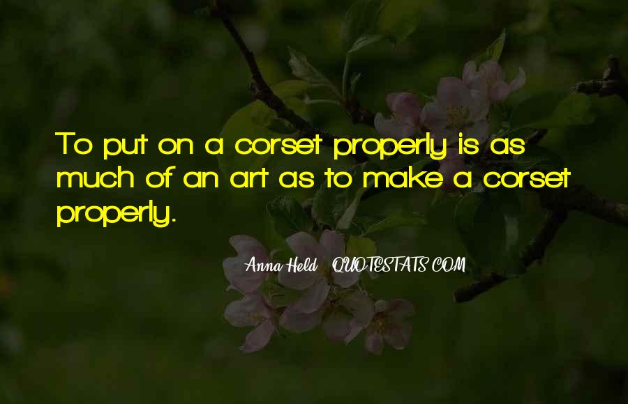Anna Held Quotes #1055315