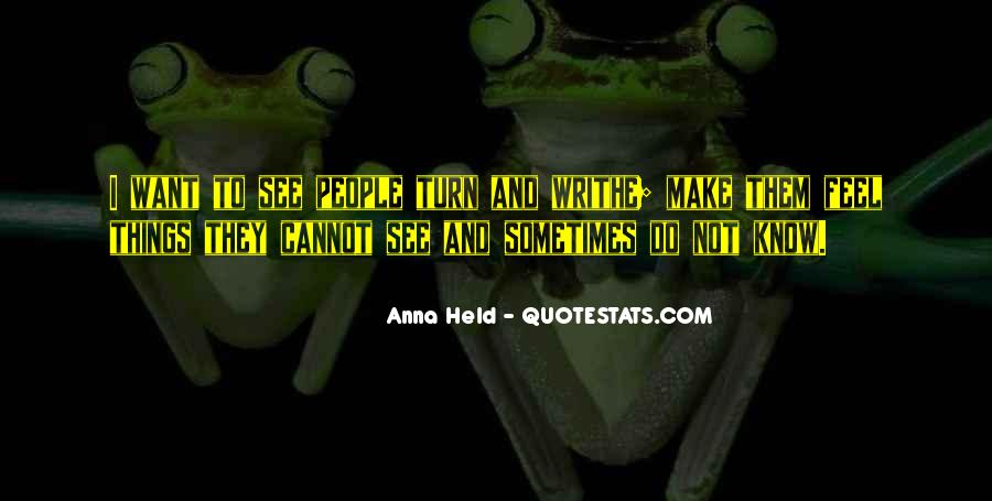 Anna Held Quotes #1165957