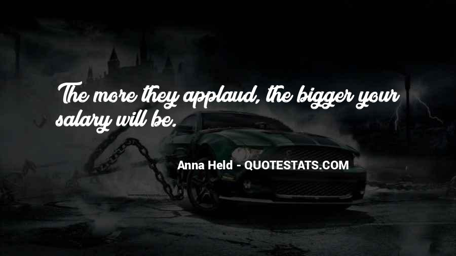 Anna Held Quotes #1393916