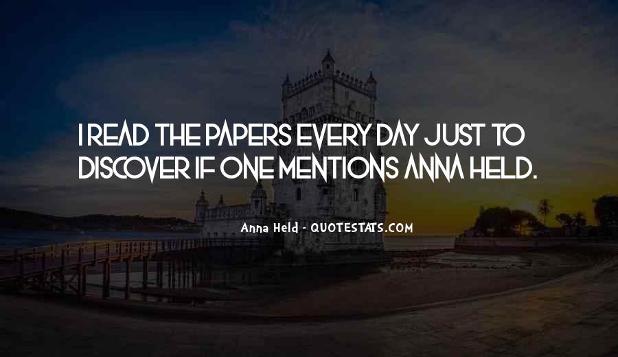 Anna Held Quotes #1569376