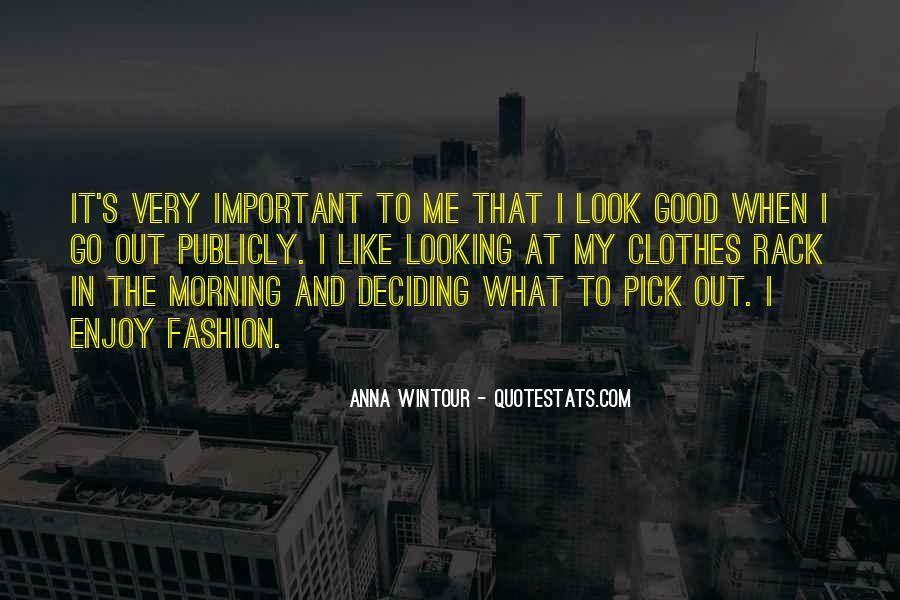 Anna Wintour Quotes #1022727