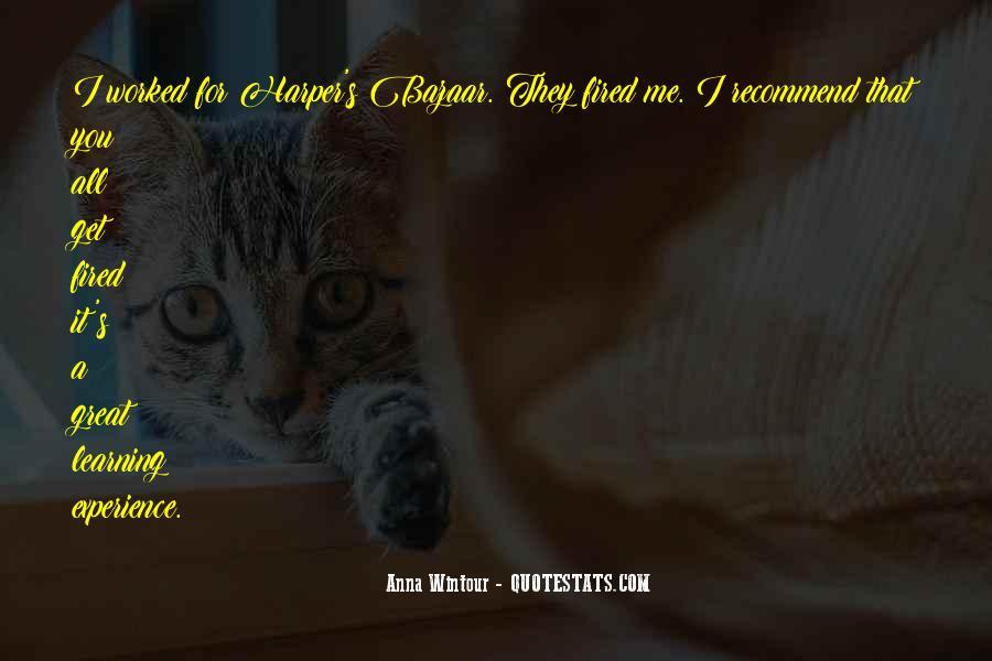Anna Wintour Quotes #112053