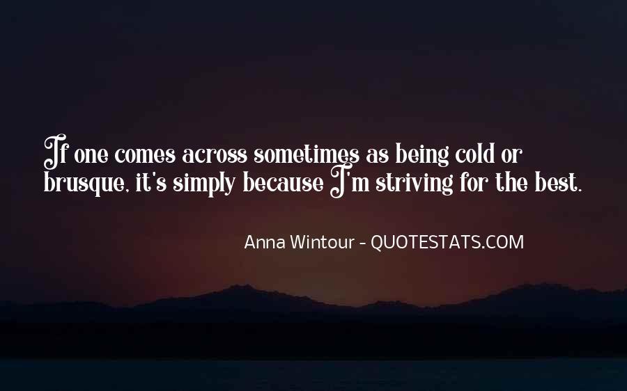 Anna Wintour Quotes #1187260