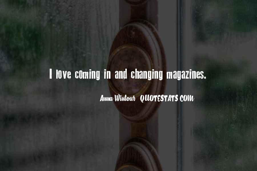 Anna Wintour Quotes #1438950