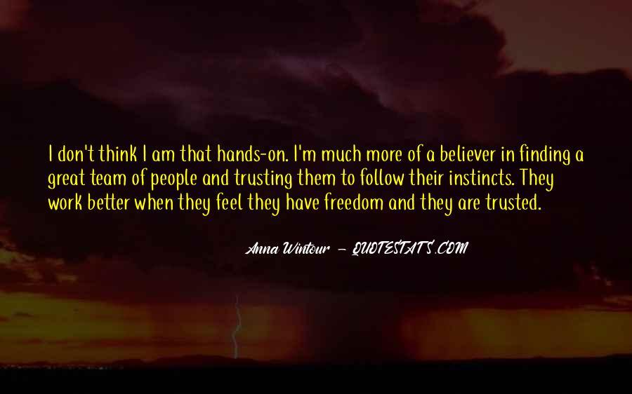 Anna Wintour Quotes #1765731