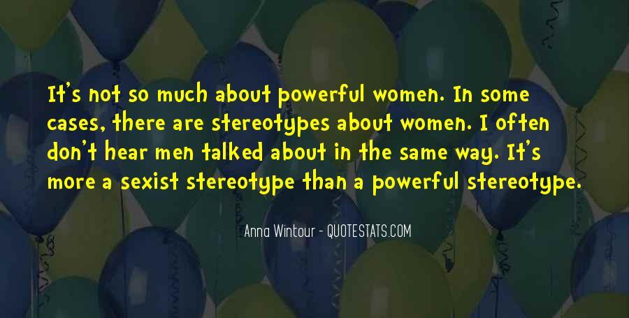 Anna Wintour Quotes #1829275