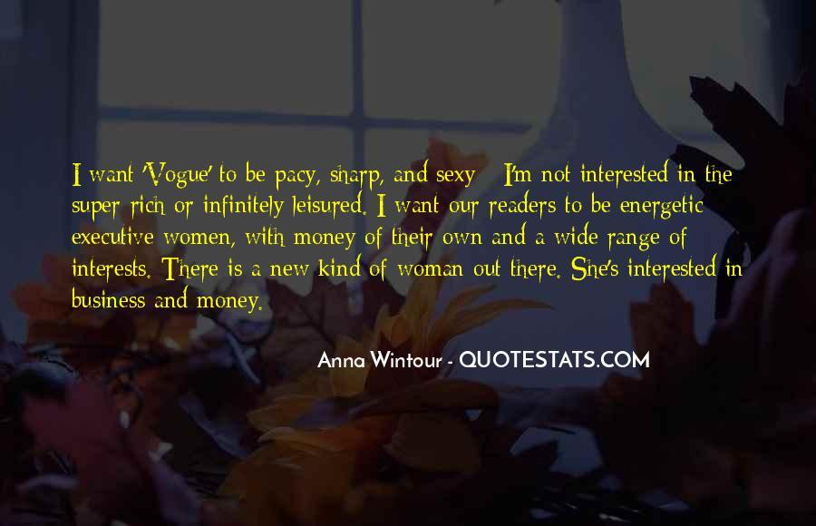 Anna Wintour Quotes #263645