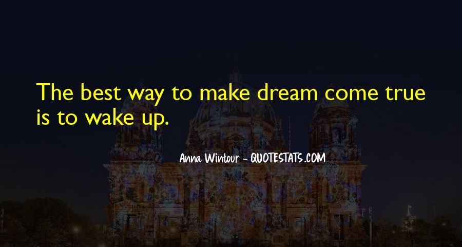 Anna Wintour Quotes #285997