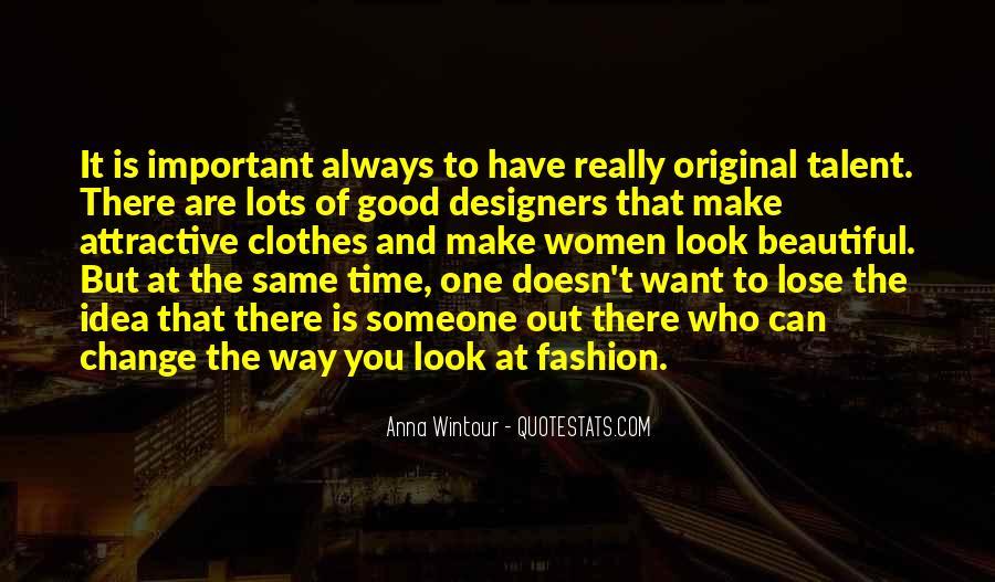 Anna Wintour Quotes #434129