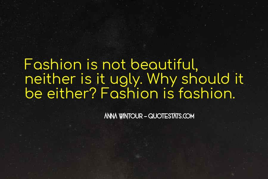 Anna Wintour Quotes #442215