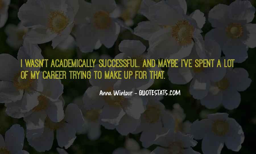 Anna Wintour Quotes #65621