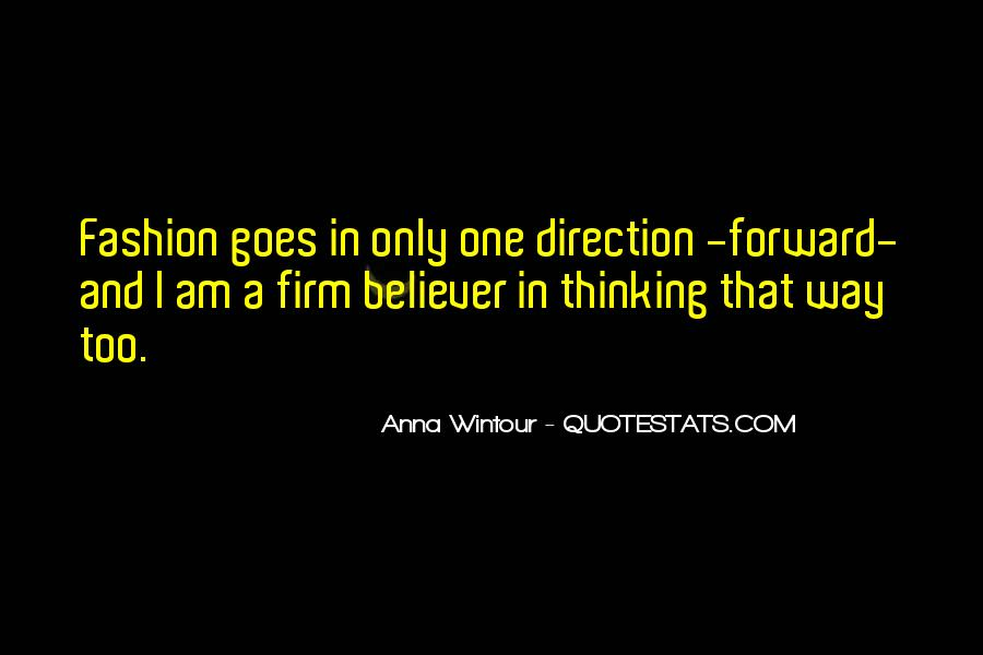 Anna Wintour Quotes #781509