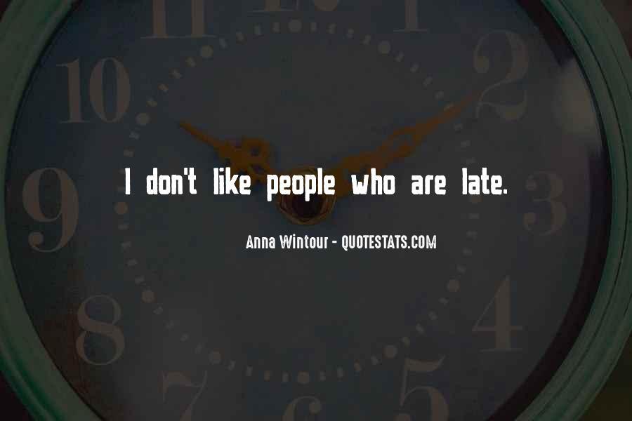 Anna Wintour Quotes #820092