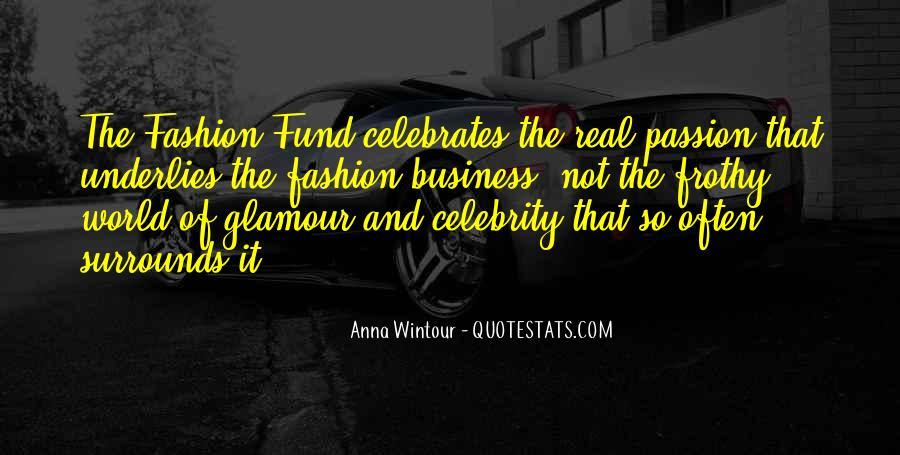 Anna Wintour Quotes #872709