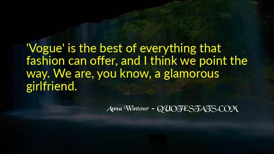 Anna Wintour Quotes #928485
