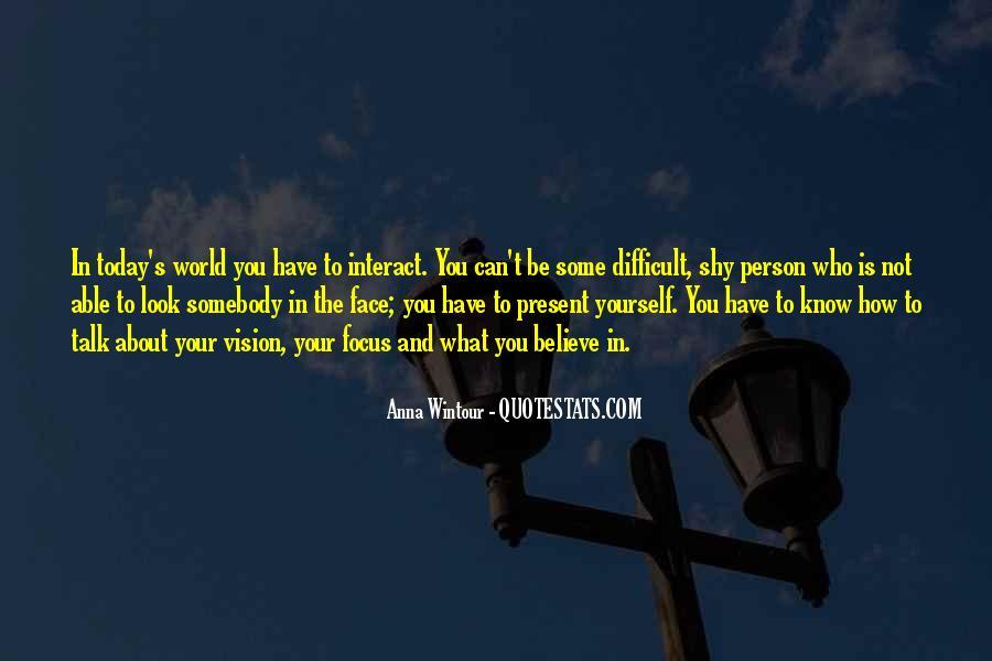 Anna Wintour Quotes #964283