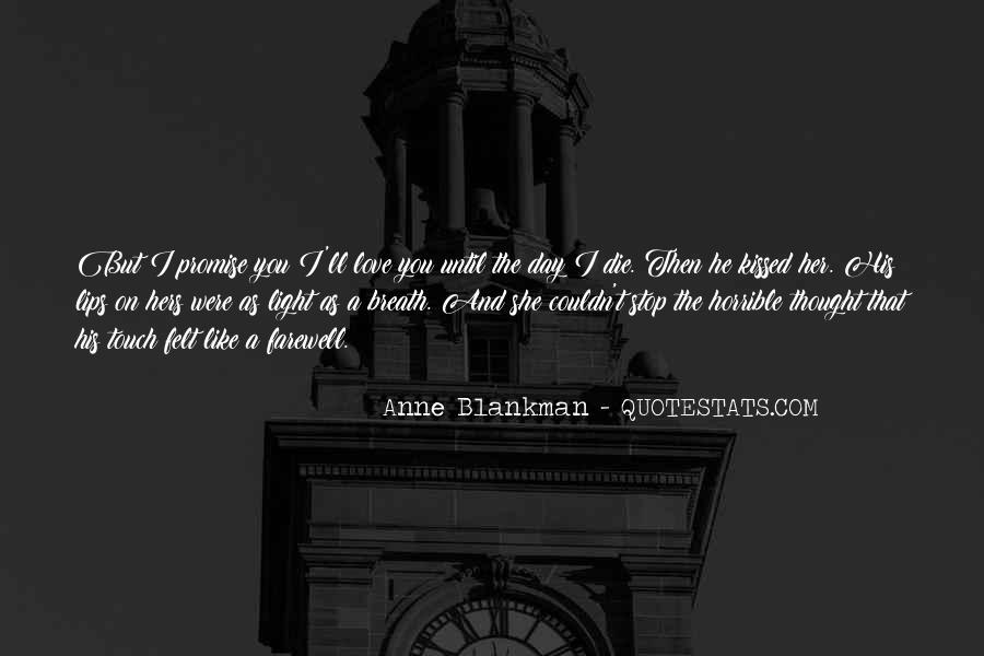 Anne Blankman Quotes #432716